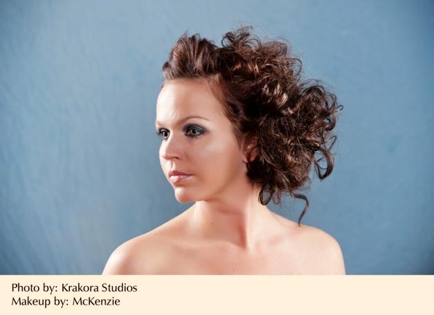 Brunette Hairstyle Kenzie's Kuts Madison WI